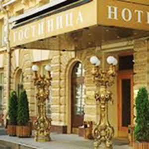 Гостиницы Александрова