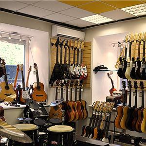Музыкальные магазины Александрова