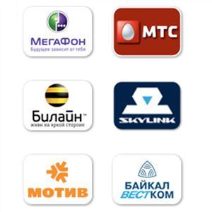 Операторы сотовой связи Александрова