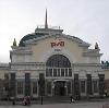 Железнодорожные вокзалы в Александрове