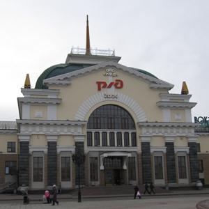 Железнодорожные вокзалы Александрова