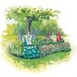 Загородный клуб Юна-Лайф - иконка «сад» в Александрове